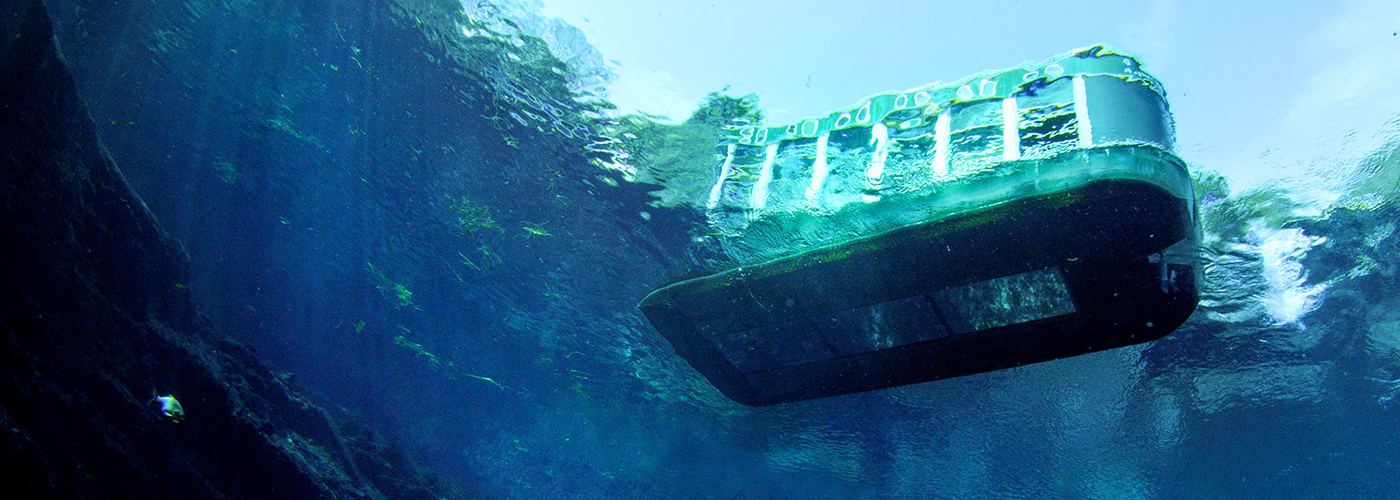 Glass Bottom Boat at Silver Springs 2