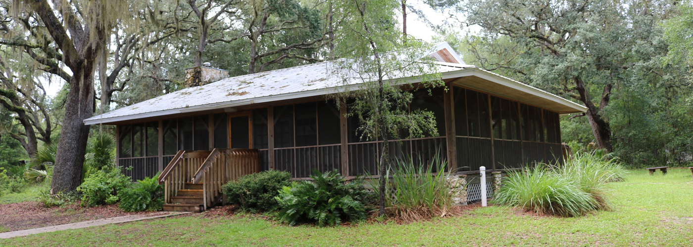 Silver Springs Camping Cabin