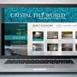 Edmonton Website Design | Cristal Tile World