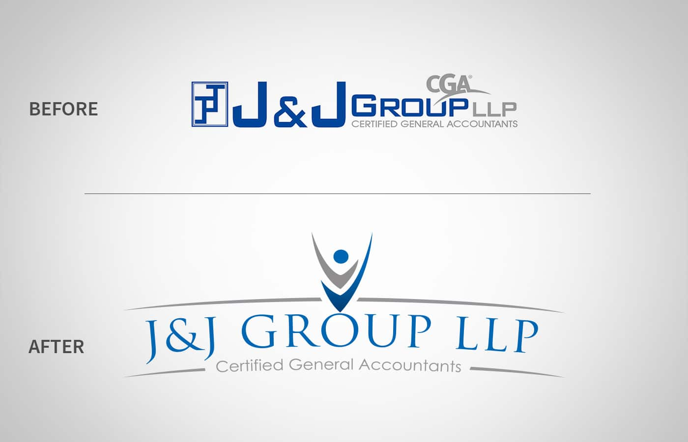 Edmonton Graphic Design | J & J Group Logo