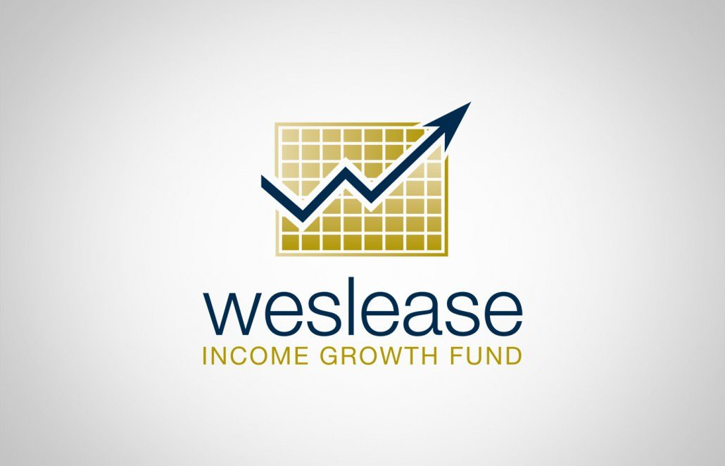 Edmonton Graphic Design   Weslease Income Growth Fund Logo