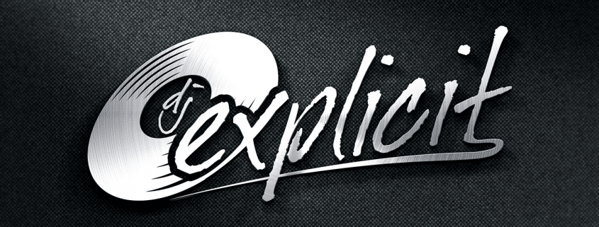 Edmonton Graphic Design | DJ Explicit Logo
