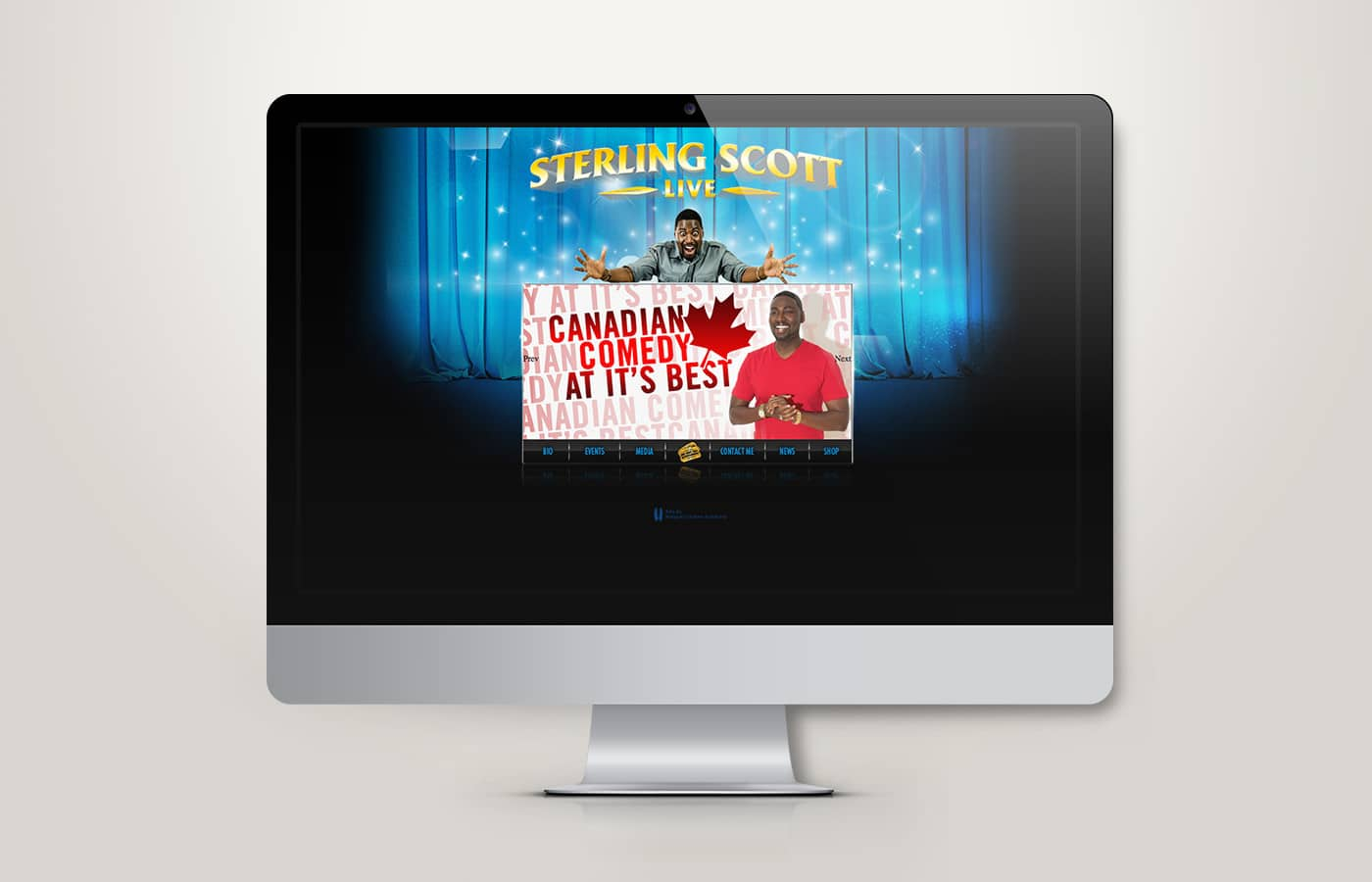 Edmonton Website Design | Sterling Scott Website