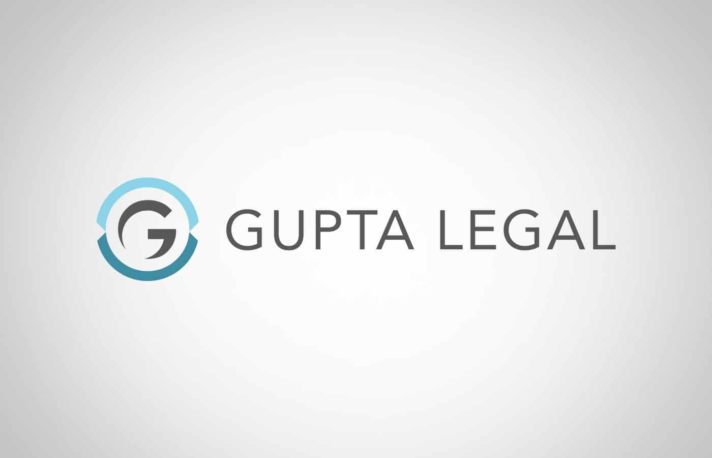 Edmonton Graphic Design | Gupta Legal Logo