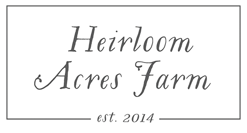 Heirloom Acres Farm