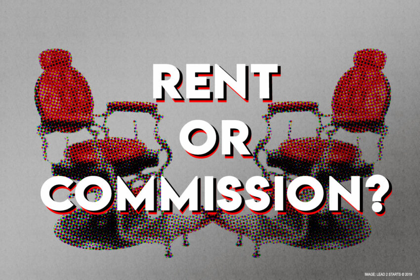 Should You Rent A Chair or Work as A Commission Barber? What Are the Pros and Cons of Each?