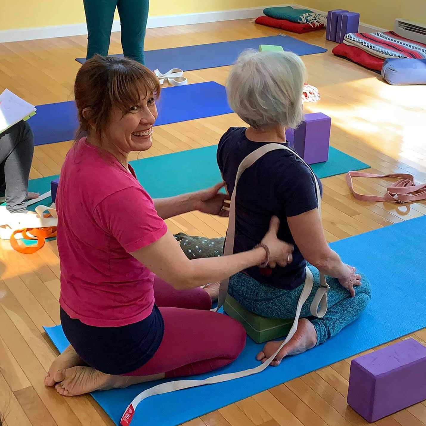 February 1 -2, 2020: Healthy Knees – Aligning the Spine from the Ground Up