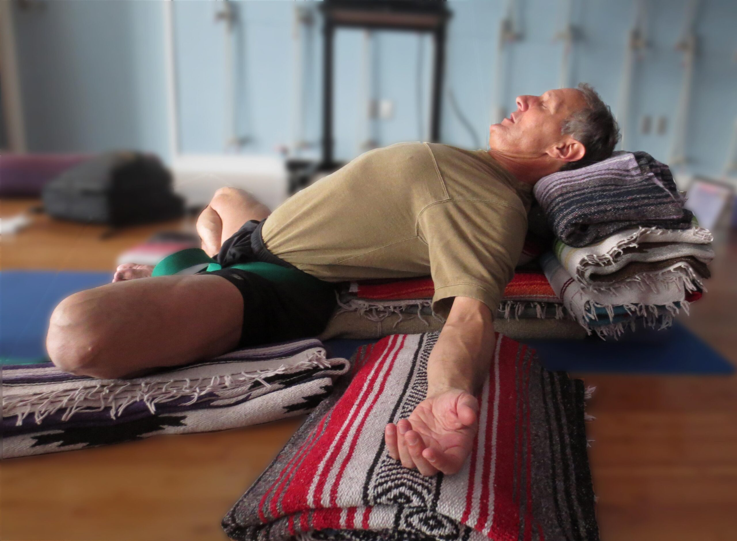 Restorative Yoga and the Science of Sleep with Roger Cole