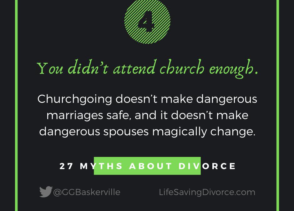 Myth 4 of 27 Myths of Divorce