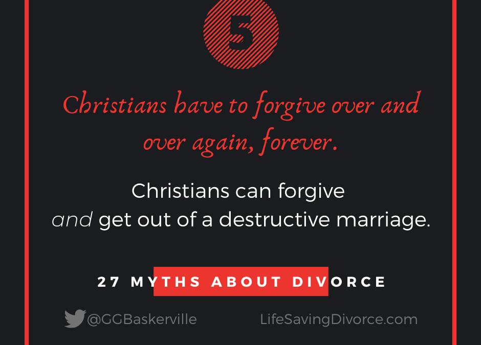 Myth 5 of 27 Myths of Divorce