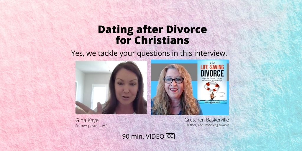 Dating after Divorce: An interview with Gina Kaye