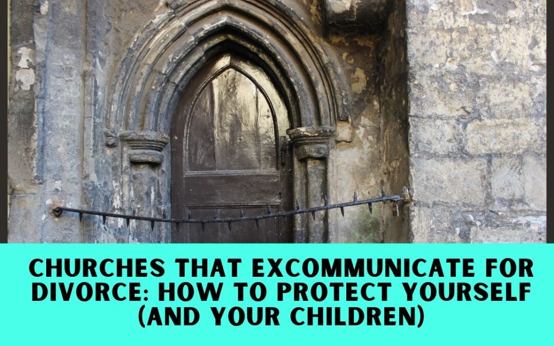 Excommunication for Getting Divorced?