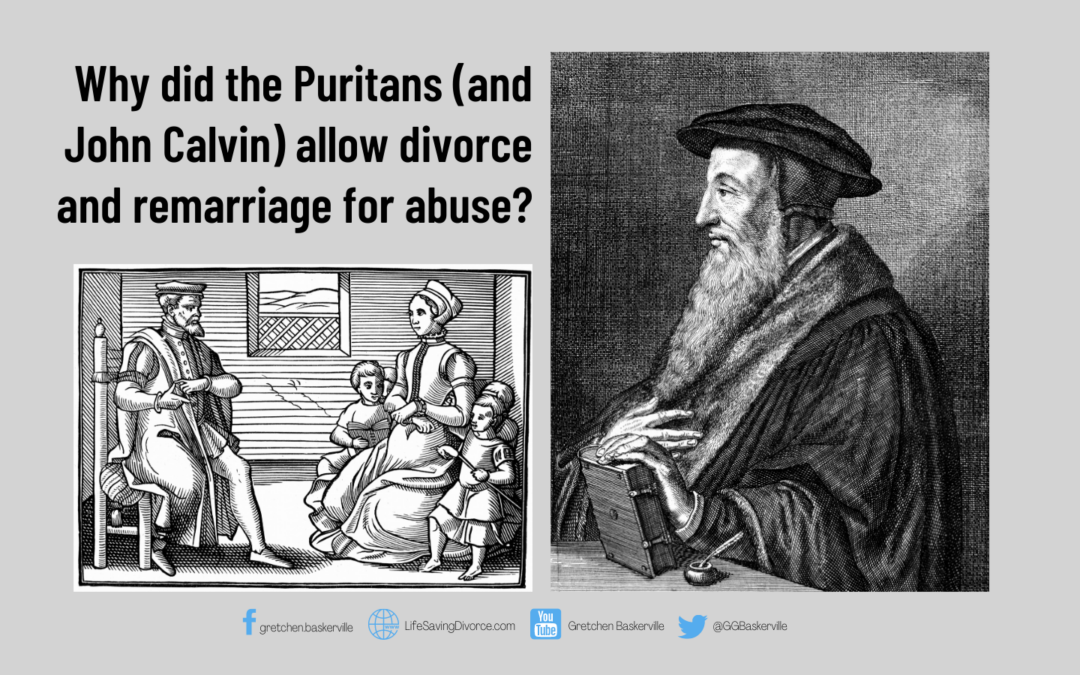 What Was the Puritan View of Divorce?