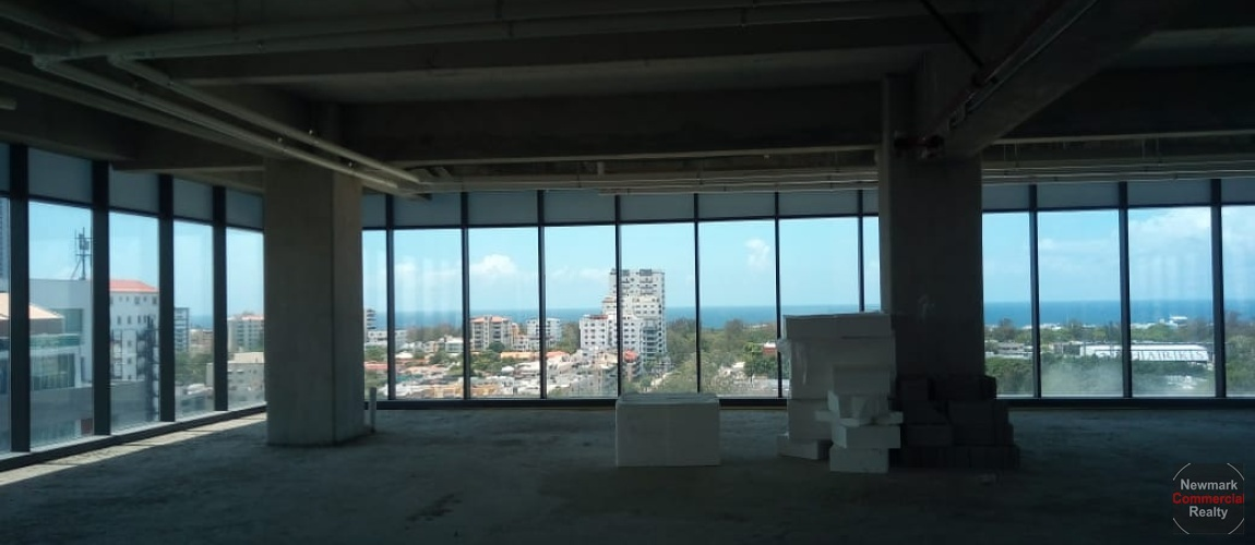 Class A Office, oficina Clase A, downtown center, centro comercial, mall, plaza, bellavista, santo domingo, shopping center, dominican republic, republica dominicana, mix used