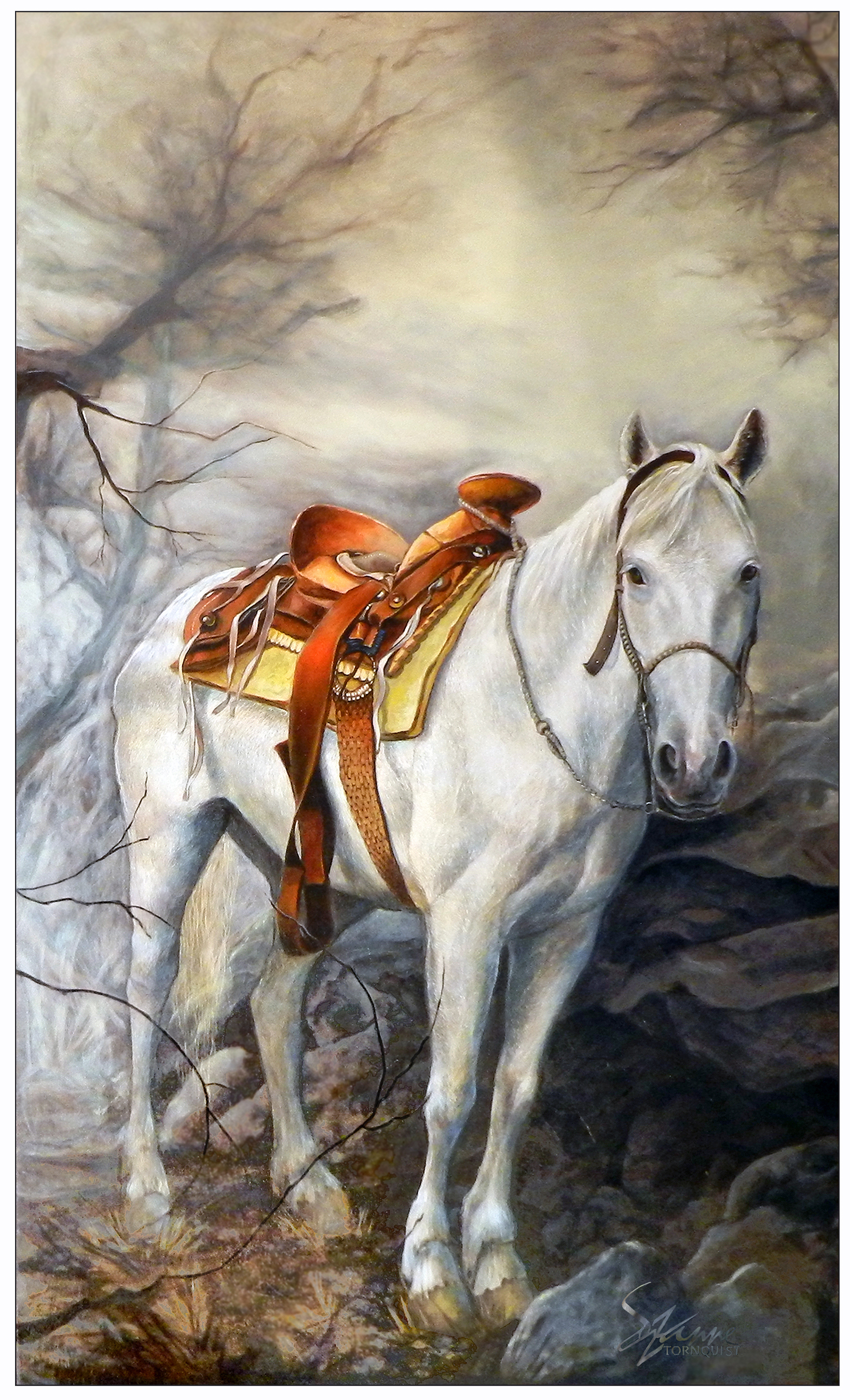 the-white-horse