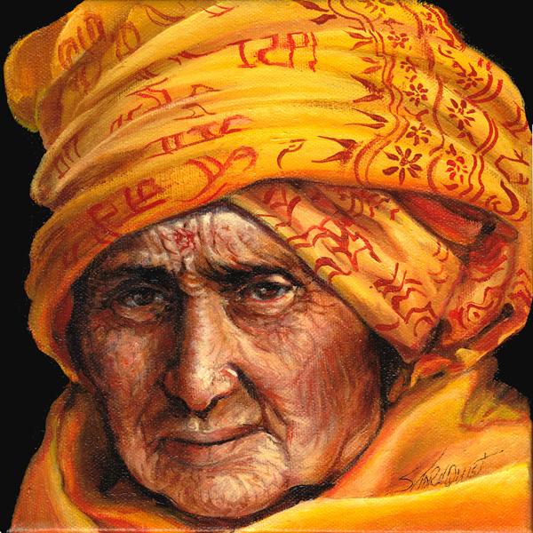 bright-yellow-headscarf