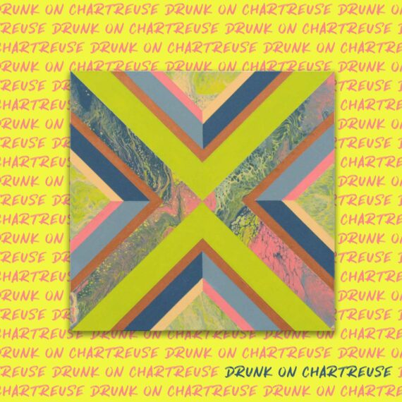 Drunk on Chartreuse image