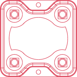 Flat Lens Type