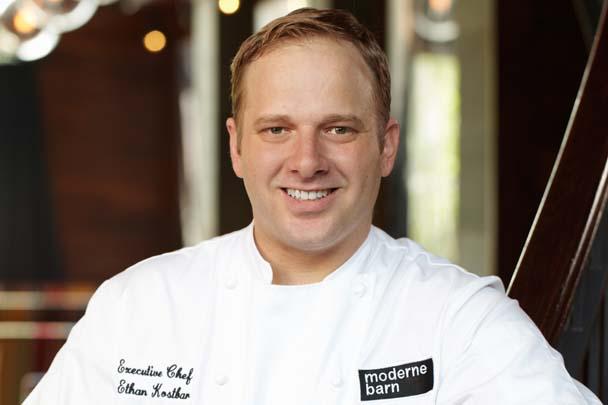 Chef Ethan Kostbar