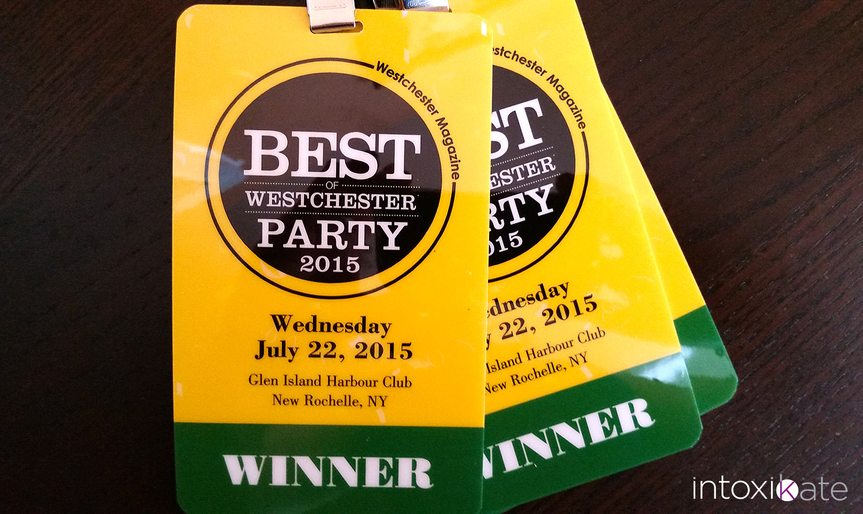 best of westchester party