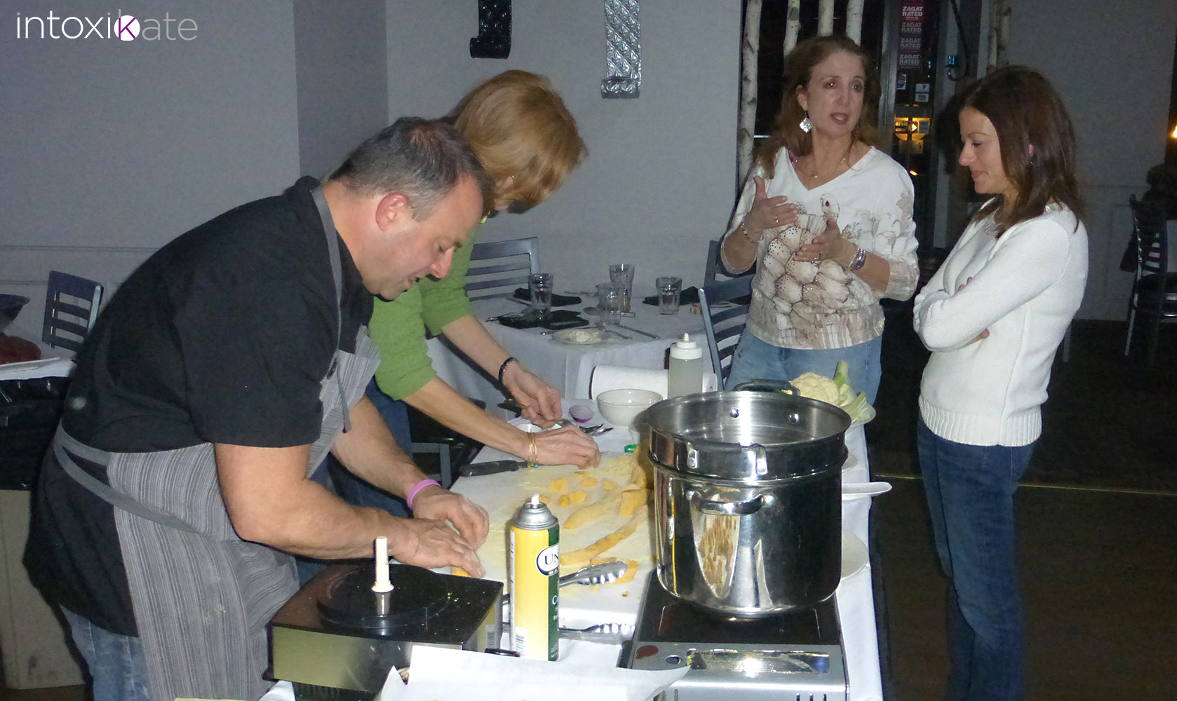 a taste of westchester cooking classes