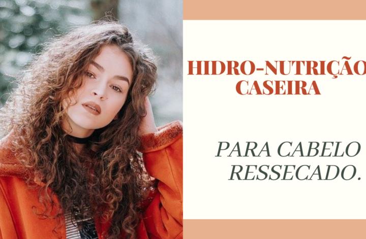 HIDRONUTRIÇÃO CASEIRA