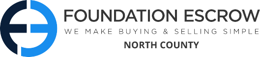 Foundation Escrow North County