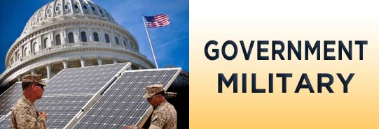 GOVERNMENT MILITARY