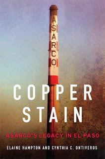 copper stain