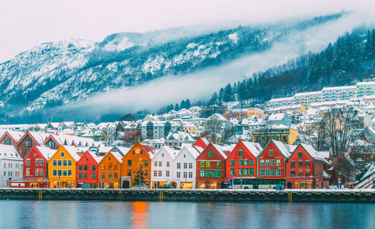 7 Beautiful Places in Norway to Include on Your Bucket List