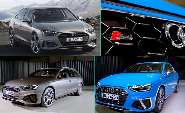 Audi A4 & S4 2020: 10 Most Important Things You Need to About It