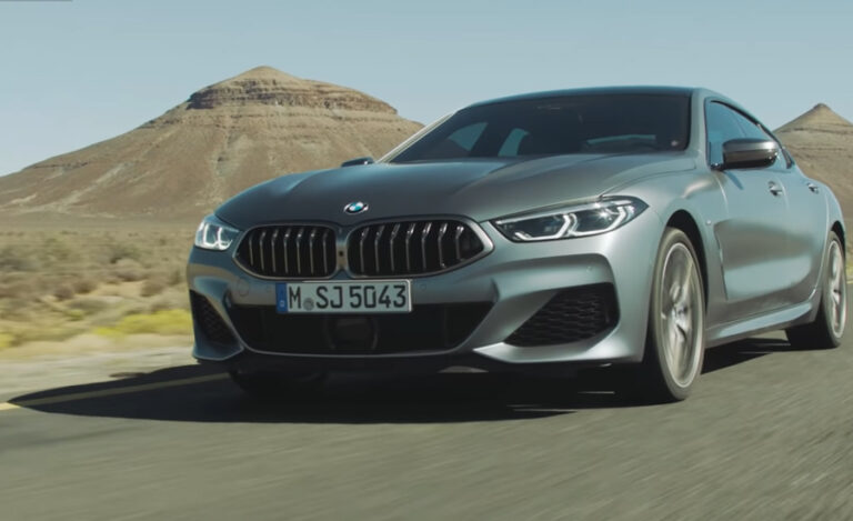 10 Things You Need to Know About 2020 BMW 8-Series Gran Coupe