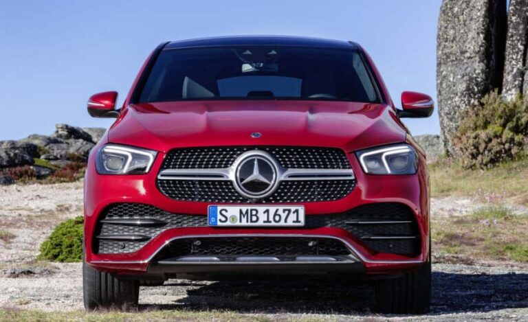 What's New in 2020 Mercedes Benz GLE Coupe