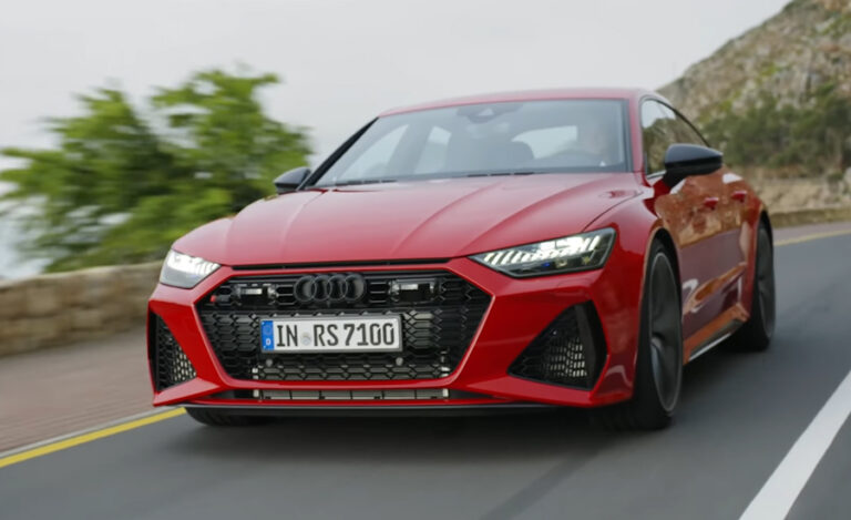 2020 Audi Rs7: Top 10 Things You Need to Know About It