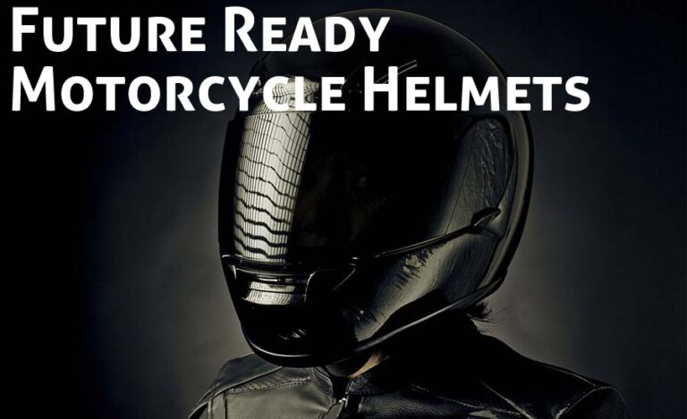 Future Ready Motorcycle Helmets That Are on Another Level