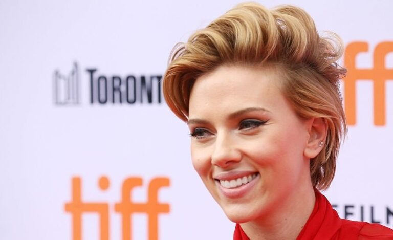 15 Facts You Probably Didn't Know about Scarlett Johansson