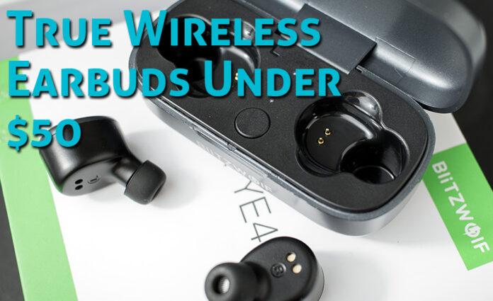 10 Best Budget True Wireless Earbuds Under 50