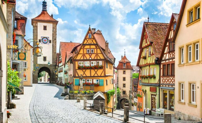 Top 10 Tourist Attractions To Visit In Germany