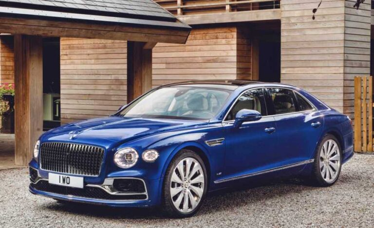 2020 Bentley Continental Flying Spur Luxury Sedan
