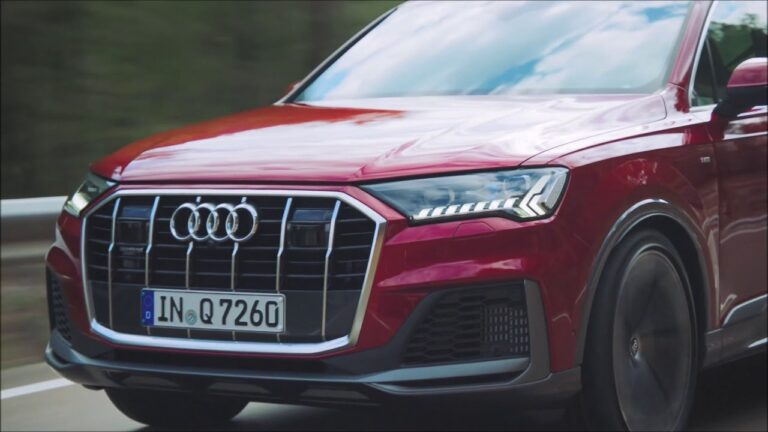 Audi Q7 SUV 2020 Facelift: All You Need to Know About