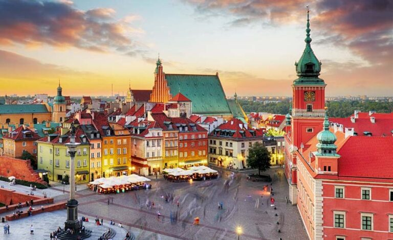 Warsaw Poland: Top 10 Reasons to Visit This City