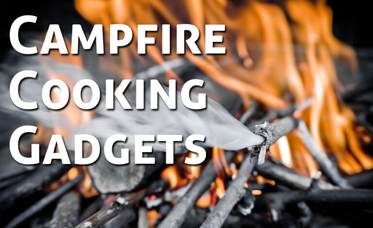 10 Cool Campfire Cooking Gadgets You Need to Have