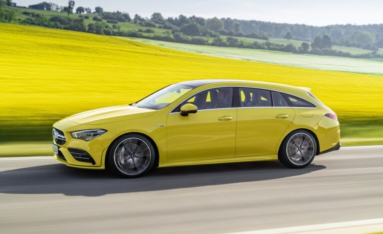 2020 Mercedes-AMG CLA 35 4MATIC Shooting Brake