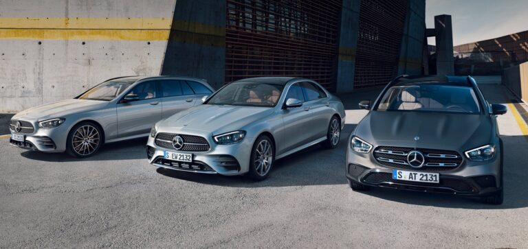 10 Things You Need To Know About 2021 Mercedes-Benz E-Class