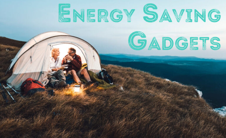 10 Best Energy Saving Gadgets for Camping & Outdoors