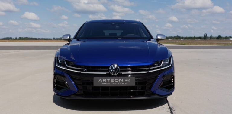 Meet the 2020 VW Arteon: 10 Things You Need to Know