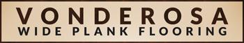 Vonderosa Wide Plank Flooring, NH, VT, MA, Maine, Manchester Logo