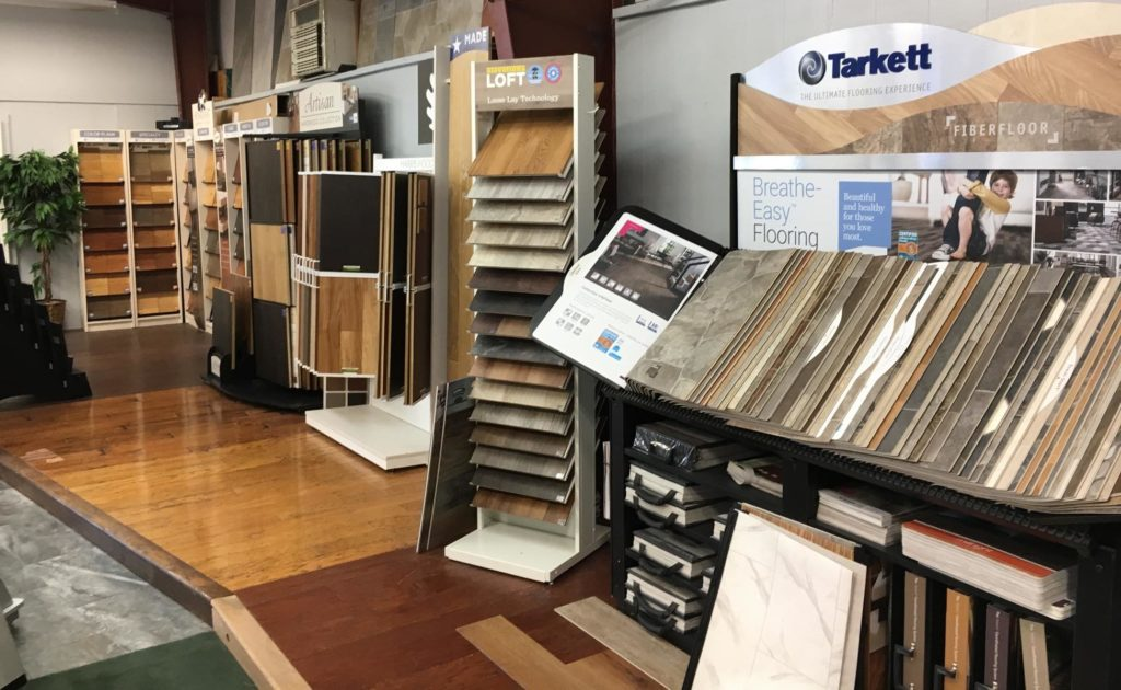 River's Edge Home Center, Flooring store in CT