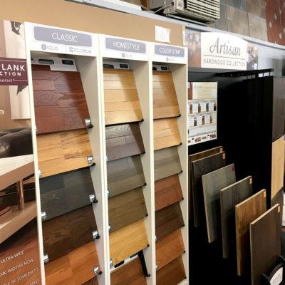 River's Edge Home Center Wood Flooring