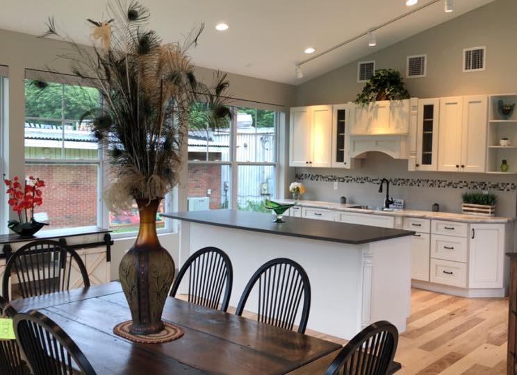 River's Edge Home Center Kitchens
